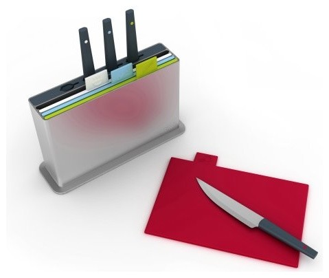Joseph Joseph Index Plus contemporary-boning-knives