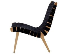 Risom Lounge Chair by Knoll modern chairs