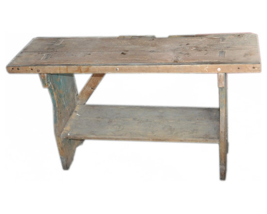 Benches + Stools - second shout out -