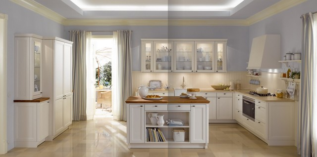 Kitchen cabinets - Modern - Kitchen Cabinetry - other metro - by Jingzhi houseware manufacturer