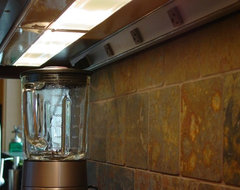 ANGLED POWER STRIPS kitchen