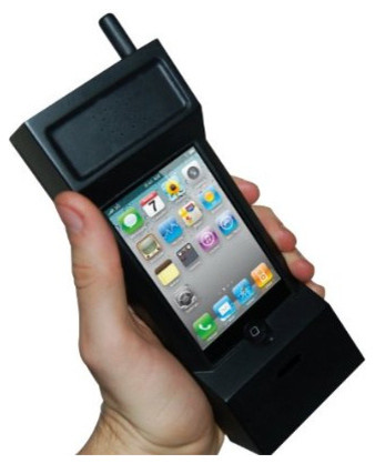 First Iphone Ever Made  80s Retro iPhone Case modern