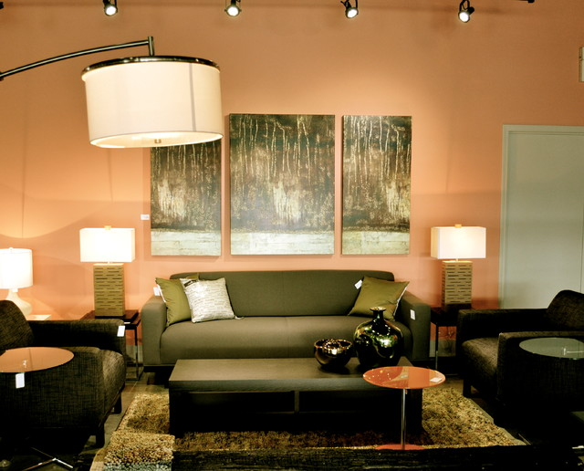 Crave Furniture contemporary-living-room