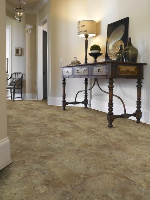 Shaw Sumter Tile Vinyl Flooring Traditional Vinyl