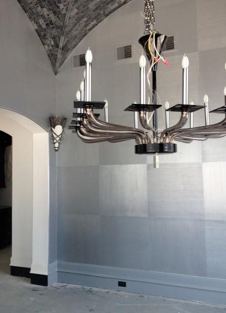 Nancy's House modern-dining-room