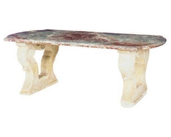 Outdoor Tables (Mediterranean Style) -