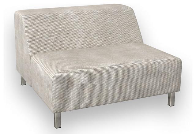 "Nein 39"" Armless (Custom) modern-sofas"
