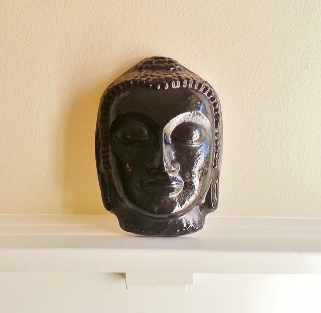 Modern Relic Buddha Sculpture asian-artwork