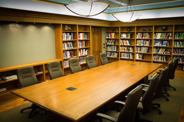 Executive Board Rooms And Conference Tables Traditional