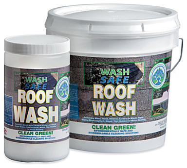 Roof Wash Roof Cleaner 2 Lbs Contemporary Cleaning