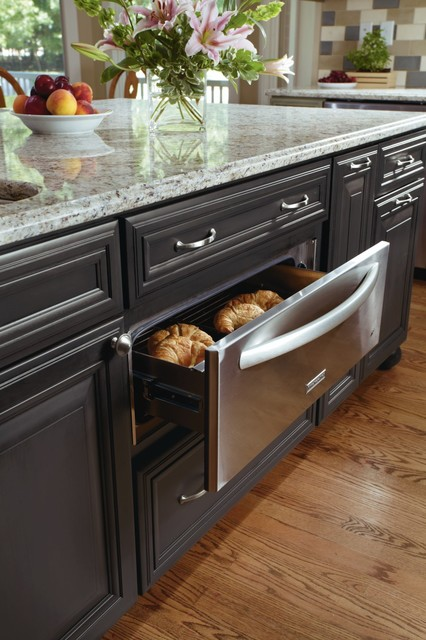 Decora Warming Drawer Cabinet - Warming Drawers - other metro - by MasterBrand Cabinets, Inc.