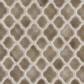 Moroccan Mesh-Mounted Mosaic Field mediterranean-tile