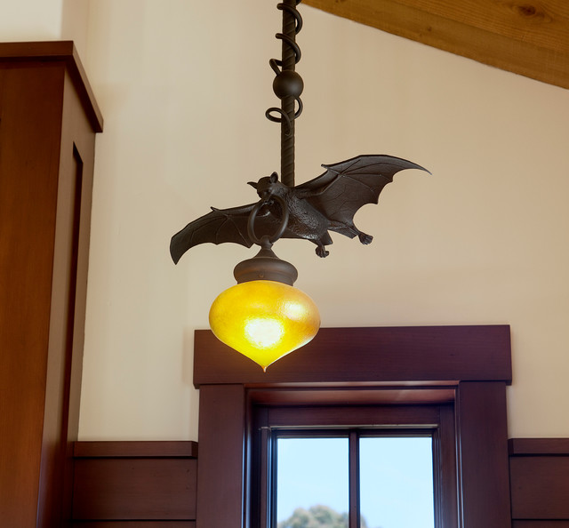 Project 25 craftsman-pendant-lighting