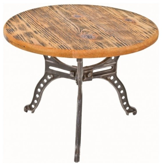 Reclaimed Wood Coffee Table Chicago: Repurposed Furniture