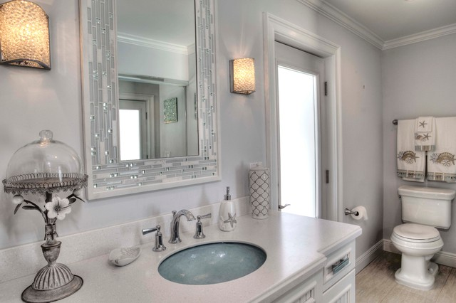 Bathroom Remodeling beach-style-bathroom