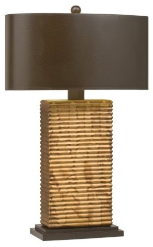 Kichler Vivido! 70742 Table Lamp - 18 in. - Ceramic contemporary-table-lamps