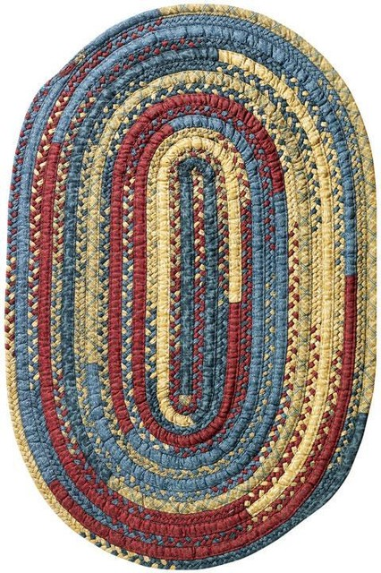 Hearth Braided Area Rug traditional-rugs