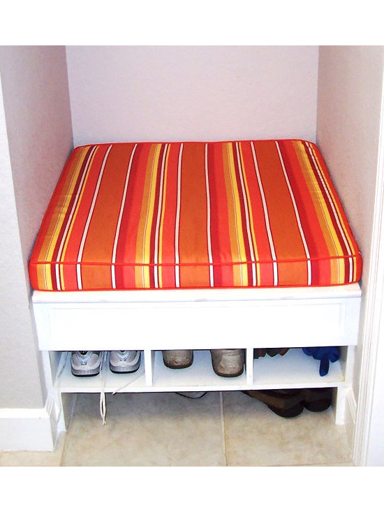 Mudroom and Storage Bench Cushions -