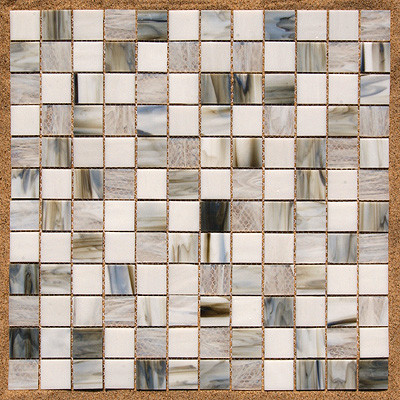 stained glass mosaic tile contemporary mosaic tile other metro
