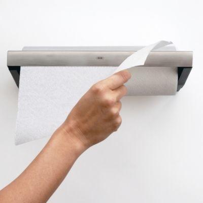 Oxo Pullthru Paper Towel Holder Contemporary Paper