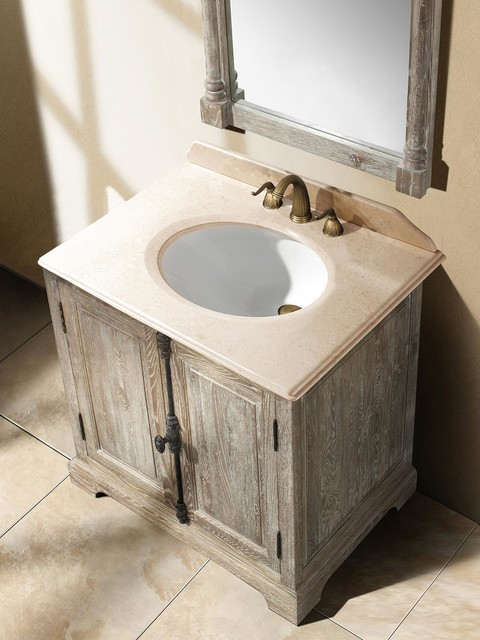 Simple Standard Charges Apply For Home Delivery Learn More Available While Supplies Last James Martin Copper Cove 26in Driftwood Patina Single Bathroom Vanity This 26in Driftwood Patina Vanity By James Martin Furniture Features