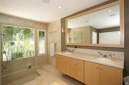 Decorating Ideas for Bathrooms contemporary-bathroom