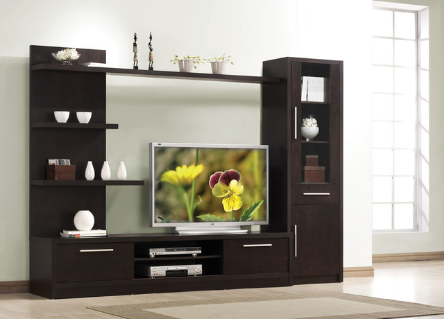 Entertainment Center Contemporary Furniture los