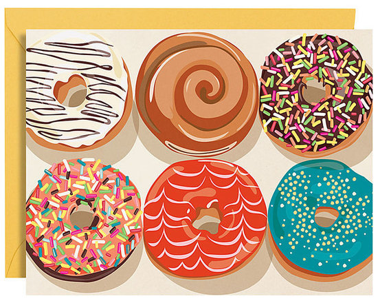 Donuts A2 Stationery -
