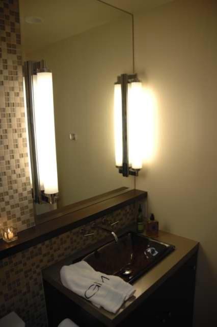 Linda Medina modern-bathroom