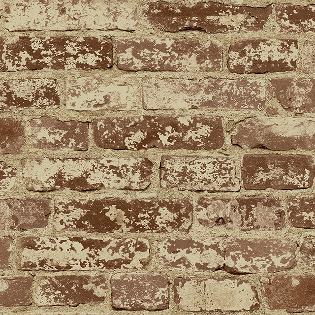 weathered stucco brick rustic wallpaper houston by