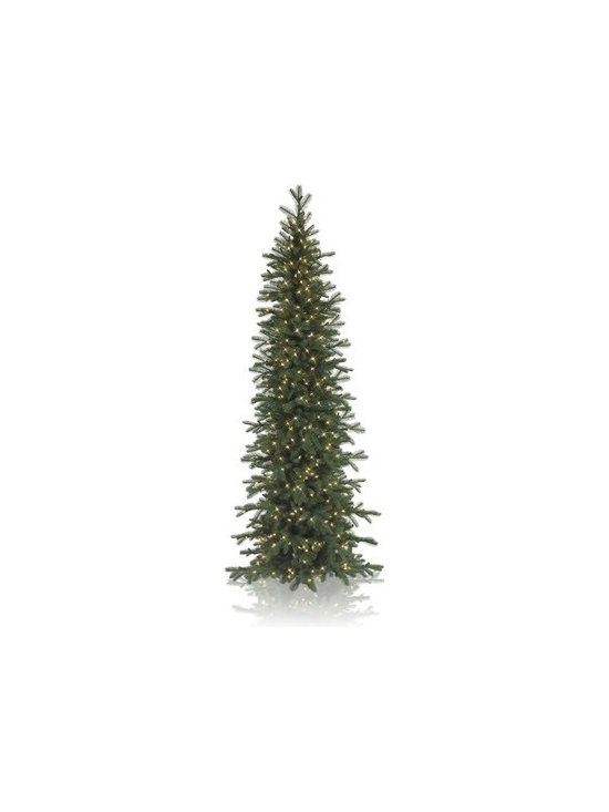 Balsam Hill Cathedral Fir Artificial Christmas Tree - THE INSPIRING BEAUTY OF BALSAM HILL'S CATHEDRAL FIR CHRISTMAS TREE