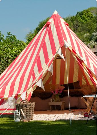 Bell Tent modern-gazebos