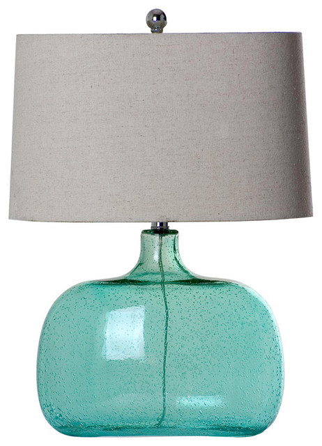mariana lighting sea glass table lamp contemporary table lamps. Black Bedroom Furniture Sets. Home Design Ideas
