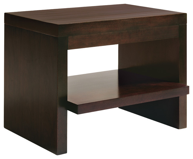 Bedside table contemporary nightstands and bedside for Modern bedside tables nightstands