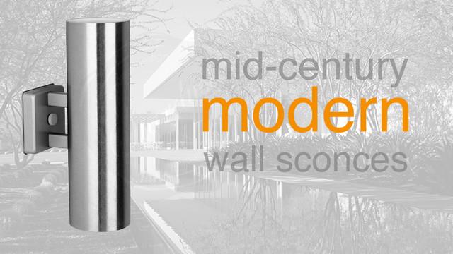 Mid Century Modern Design Icon Wall Sconce Midcentury