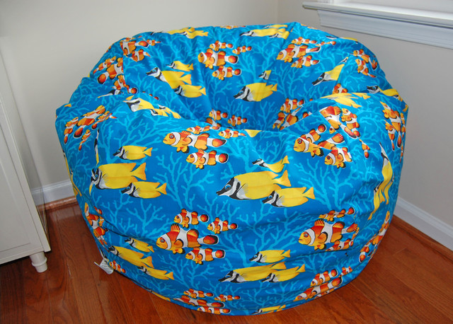 Bean Bags for Boys traditional-kids-chairs