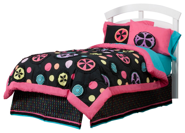 Magical Michayla - Full Set (8pc) contemporary-kids-beds
