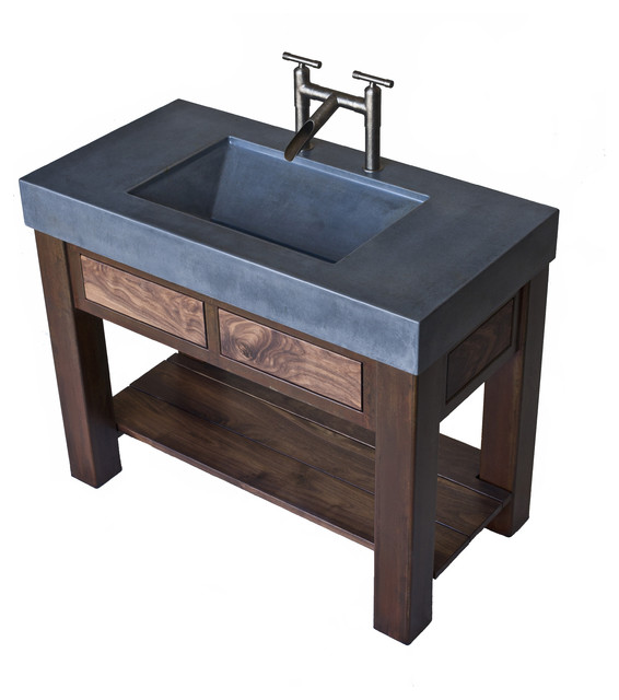 ... Bathroom Vanities And Sink Consoles - other metro - by Elements