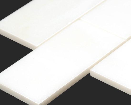 Thassos White 3x6 Polished Marble Tile - Thassos White 3x6 Polished Marble Tile http://allmarbletiles.com/tile-collections/collections/arctic-white-polish-marble-mosaic-tiles/arctic-white-3x6-polished-marble-tile.html