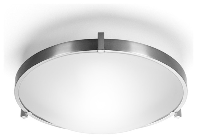 T-2125 Ceiling Flush Mount - Modern - Bathroom Lighting And Vanity Lighting - by Lightology