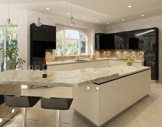 Contemporary Kitchen Design Contemporary Kitchen Vancouver By Vadim Kadoshnikov