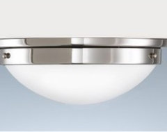 Murray Feiss Gravity FM22 Flush Mount modern bathroom lighting and vanity lighting