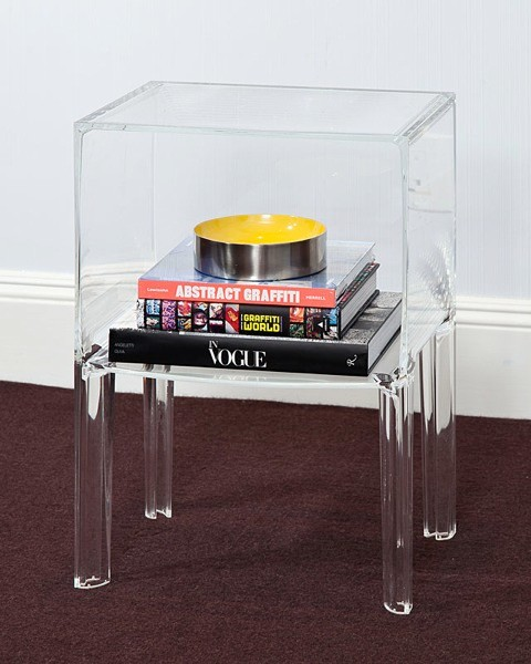 Nightstands And Bedside Tables Kartell Small Ghostbuster