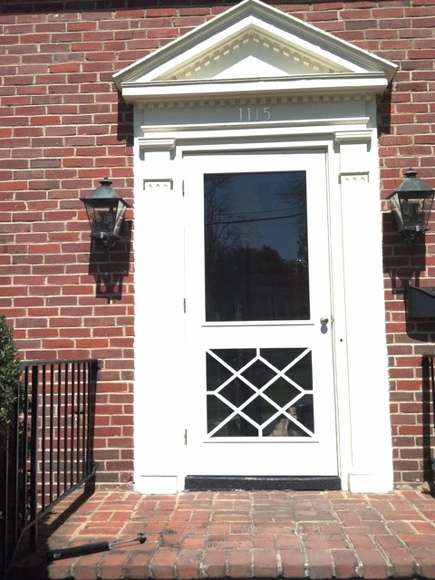 Storm Doors Hackberry Hill