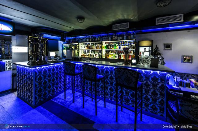 Flexfire Leds Colored Leds Bar Modern Undercabinet