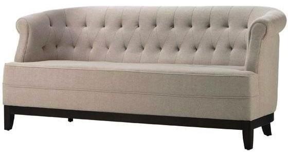Emma Tufted Sofa traditional-sofas