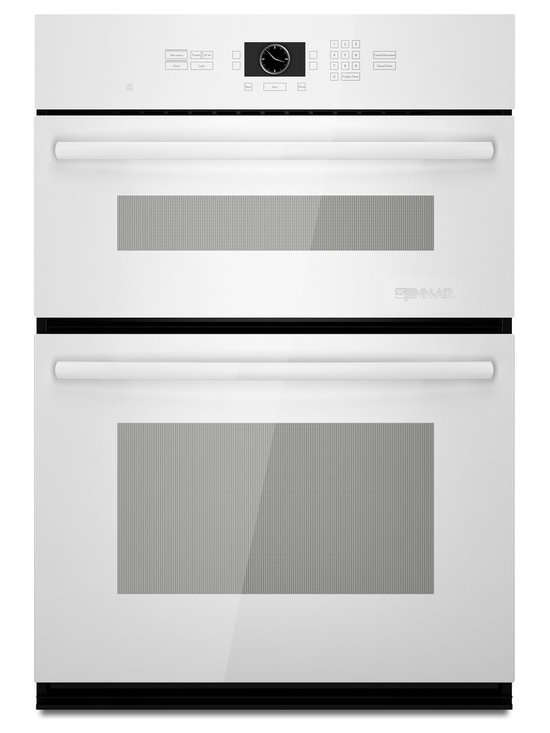 "Jenn-Air 30"" Combination Microwave/wall Oven, White On White 