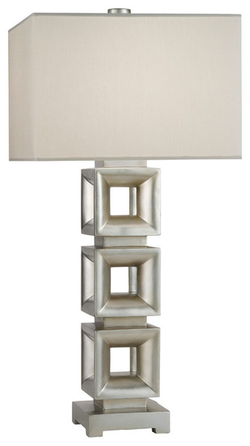 Recollections Table Lamp, 827210ST contemporary-table-lamps