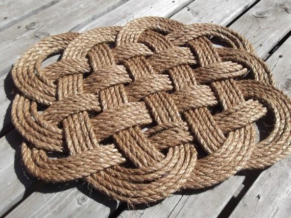 Nautical Doormat traditional-rugs