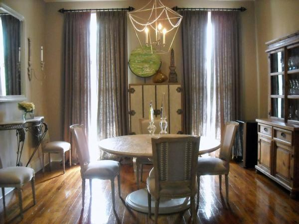 Living Spaces and Bedrooms traditional-dining-room